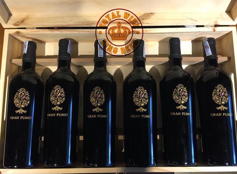 Rượu vang Gran Pumo