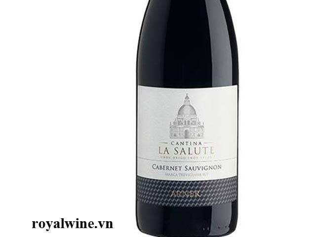 Rượu vang Cantina La Salute Cabernet Sauvignon