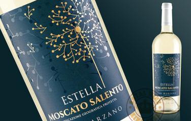 Rượu vang Ý Estella Moscato Salento