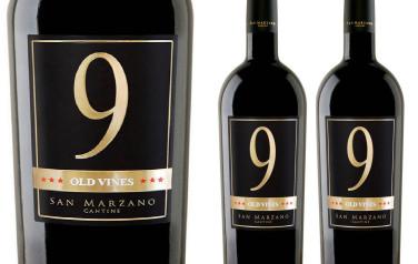 Rượu Vang Ý 9 Old Vines