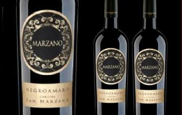 Rượu Vang ý Marzano