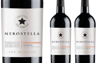 Rượu vang Ý NeroStella Negroamaro