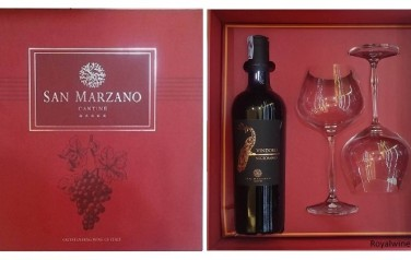 Rượu vang Vindoro Hộp quà