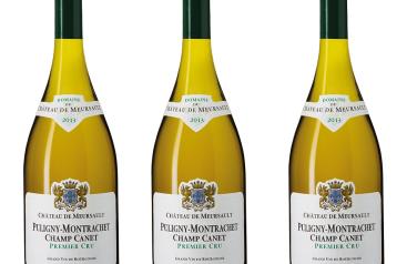 Rượu vang Pháp Puligny Montrachet Champ Canet