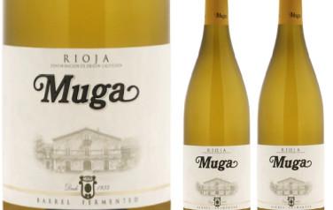 Rượu vang Tây Ban Nha Muga White