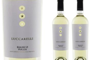 Rượu vang Ý Luccarelli Bianco