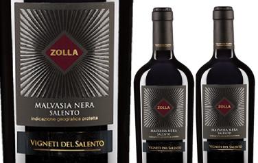Rượu vang Ý Zolla Malvasia Nera Salento