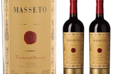 Rượu vang Ý Masseto