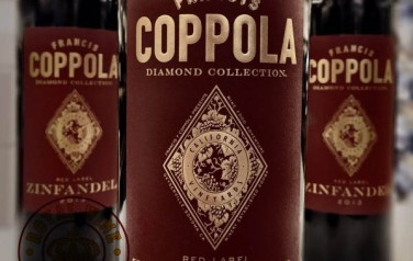 Vang Mỹ Coppola Diamond Collection Zinfandel