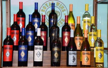 Rượu vang Coppola chất nghệ thuật đến từ California Mỹ