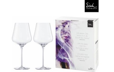 Set ly pha lê Bordeaux Eisch