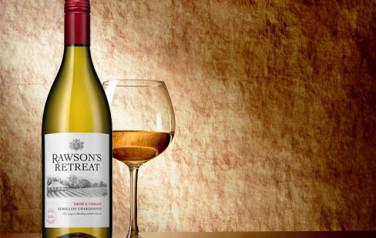 Rượu vang Rawson's Retreat Semillon Chardonnay