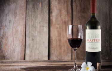 Rượu vang Mastroberardino Mastro Rosso Campania
