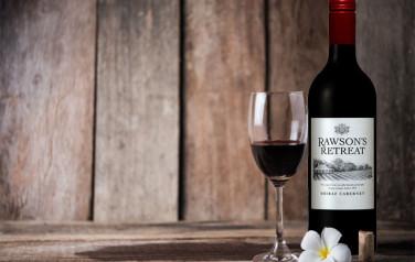 Rượu vang Rawson's Retreat Shiraz Cabernet
