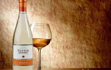 Rượu vang Sutter Home Moscato