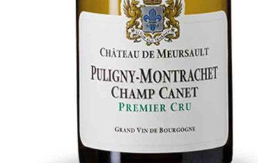 Rượu vang Puligny Montrachet Champ Canet