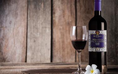 Rượu vang Rosso Primitivo del Salento