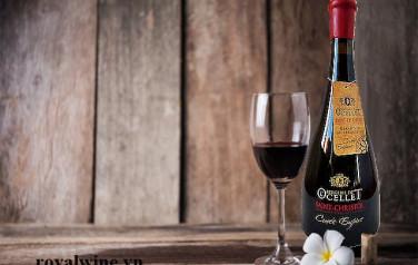 Rượu vang Bergerie de L'Ocellet 2013
