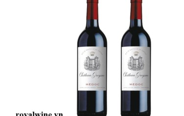 Rượu vang Chateau Greysac 2014