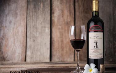 Rượu vang Chateau Tour Seran 2014