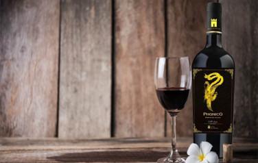 Rượu vang Phonico Primitivo Del Salento 2015