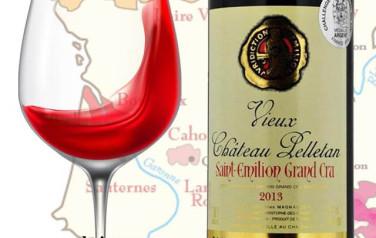 Rượu vang Château Vieux Pelletan Grand Cru 2013