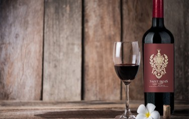 Rượu vang Saint Denis Crianza 2012