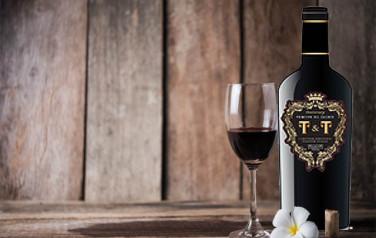 Rượu vang T&T Primitivo del Salento