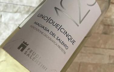 Rượu vang 125 Malvasia del Salento 2014