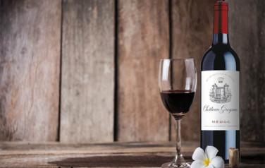 Rượu vang Chateau Greysac 2011