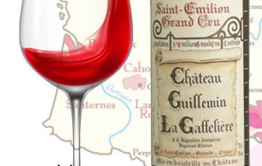 Rượu vang Château Guillemin La Gaffelière Grand Cru 2014