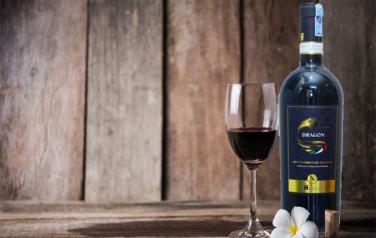 Rượu vang Dragon Negroamaro del Salento 2015