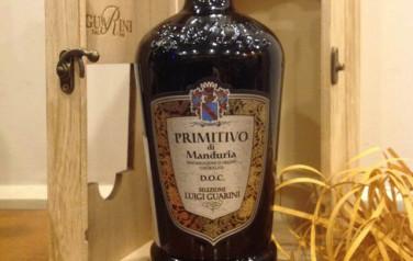 Rượu vang Selezione Luigi Guarini Primitivo di Manduria 2015