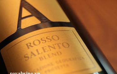 Rượu vang A Blend Rosso Salento