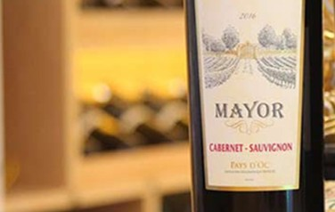 Rượu vang Mayor Cabernet Sauvignon