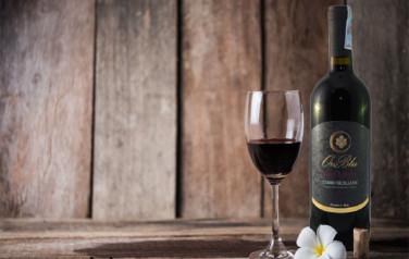 Rượu vang Oro Blu Nero D'avola Terre Siciliane