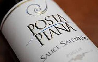 Rượu vang Posta Piana Salice Salentino Rosso Puglia