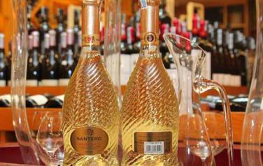 Rượu vang Santero Moscato D'asti