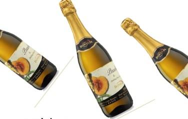 Rượu vang Donelli Peach Grapes Juice