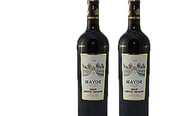 Rượu vang Mayor Merlot- Cabernet Sauvignon