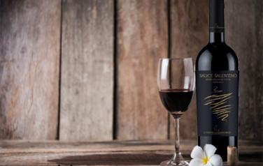 Rượu vang Salice Salentino Riserva Rosso