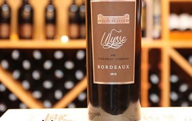 Rượu vang Vin De Bordeaux Ulysse Bordeaux